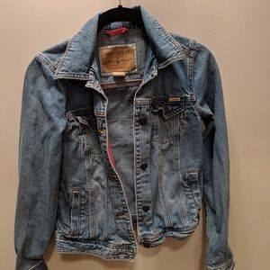 Hollister Size Small Denim Jacket